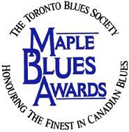 maple blues award