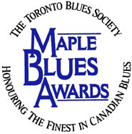 maple blues award