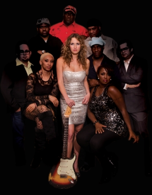 Ana-Popovic-Band