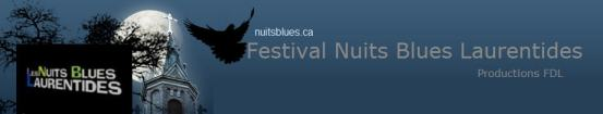 nuits blues laurentides