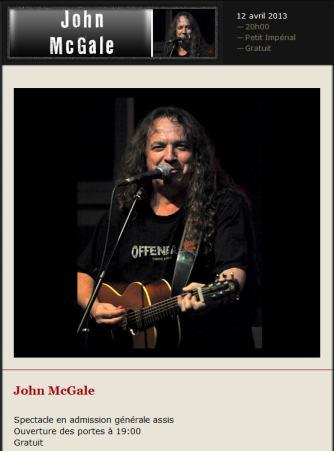 john mcgale
