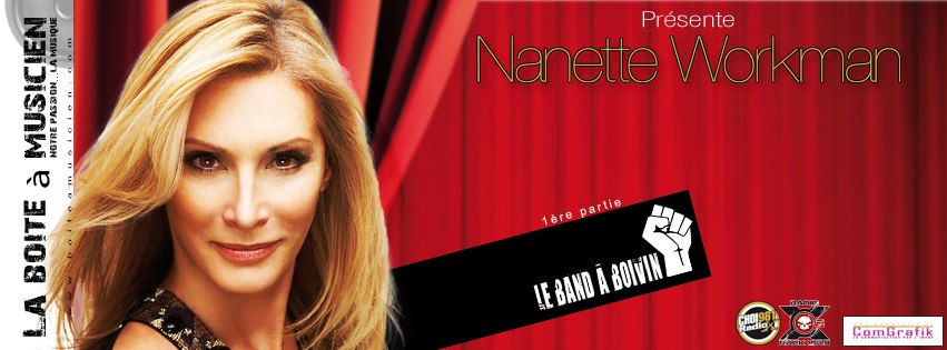 Nanette Workman Comme Un Gigolo
