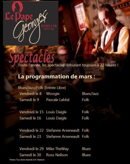 pape georges