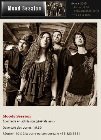 mood session 4 mai