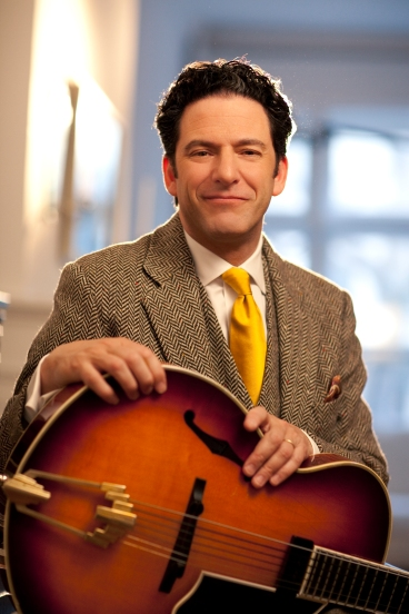 John Pizzarelli_guitare