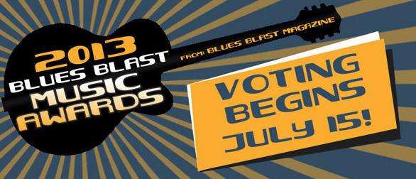 blues blast music awards