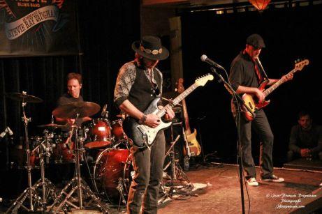 srv tribute blues band