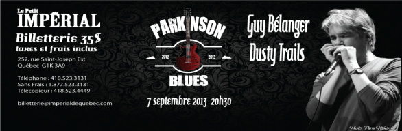 guy bélanger parkinson blues 2013