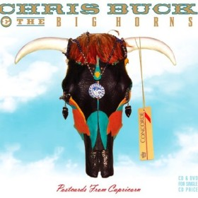 chris buck and the big horns