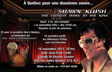 Shawn klush 16 nov