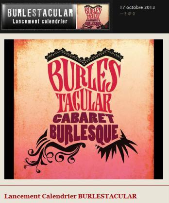 burlestacular