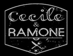 cécile et ramone logo