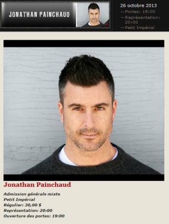 jonathan painchaud