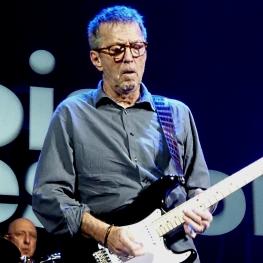 Eric Clapton Basel 14 November
