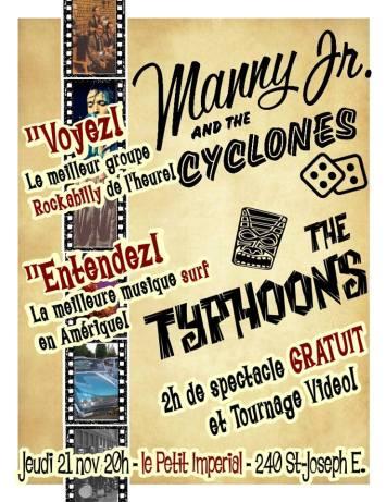 manny et typhoons