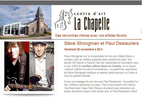 strongman deslauriers chapelle
