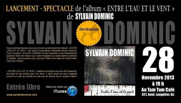 sylvain dominic