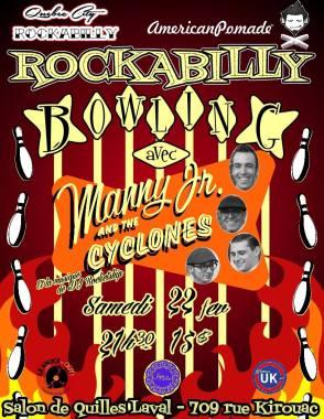 rockabilly bowling