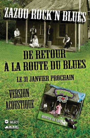 zazoo route du blues