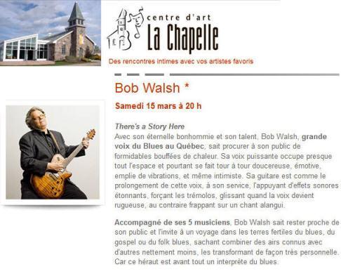 bob walsh 15 mars 14