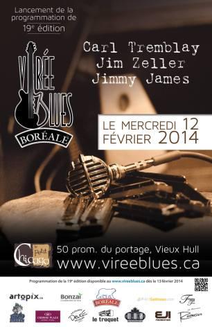 lancement virée blues 2014