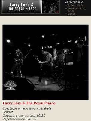 larry love