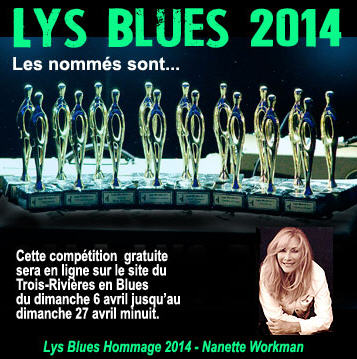 lys blues 2014