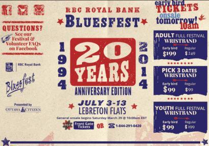 ottawa bluesfest 2014-