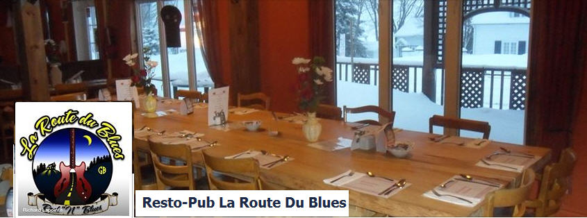 resto pub la route du blues st laurent le d orl ans blog de tatieblues. Black Bedroom Furniture Sets. Home Design Ideas