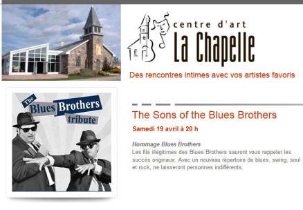 blues bros tribute
