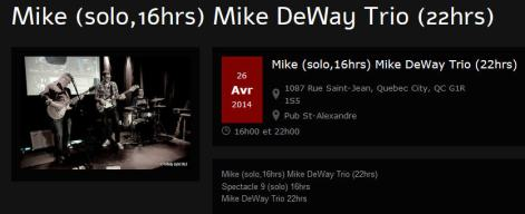 mike 26 avril