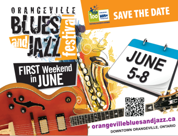 orangeville blues and jazz-