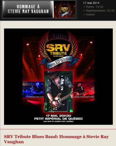 srv tribute blues band 17 mai