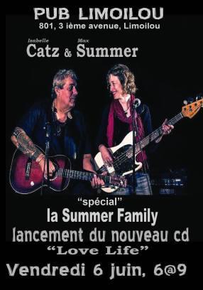 summer family pub