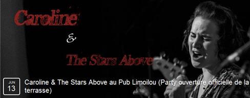 caro stars above 13 juin
