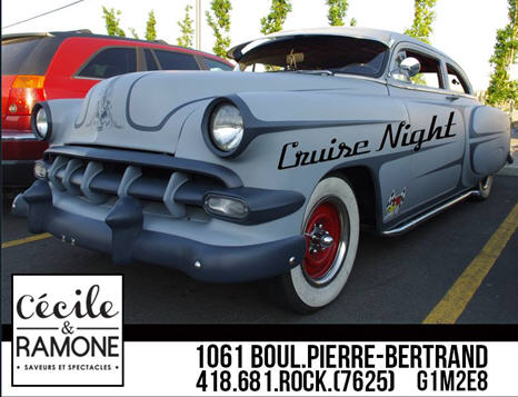 cruise night-