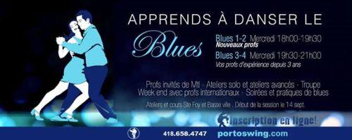 danse blues