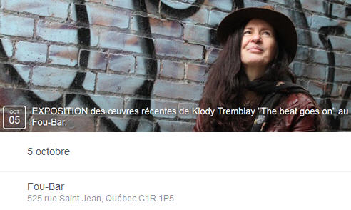 klody tremblay