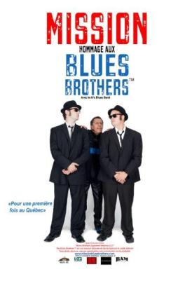 mission: hommage blues brothers