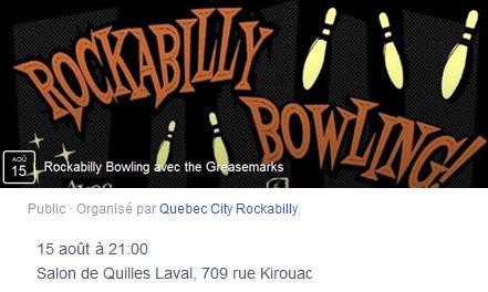 rockabilly bowling 15 aout