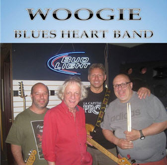 woogie blues heart band