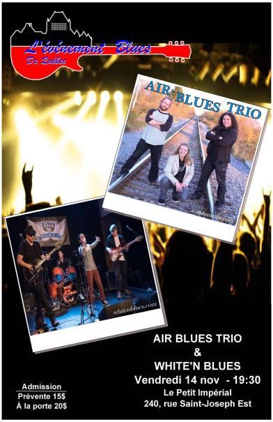 evénement blues