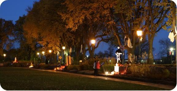 15e dition halloween sur les plaines du 1er oct au 2 nov 2014 blog de tatieblues. Black Bedroom Furniture Sets. Home Design Ideas
