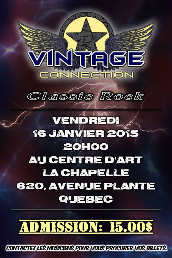 Vintage Connection 40