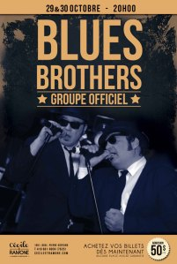 blues brothers groupe officiel