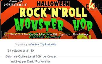 rock'n'roll monster hop