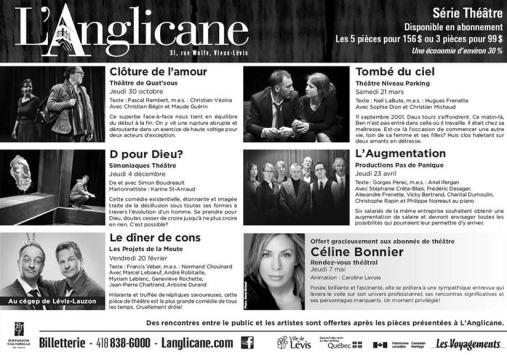 théâtre anglicane