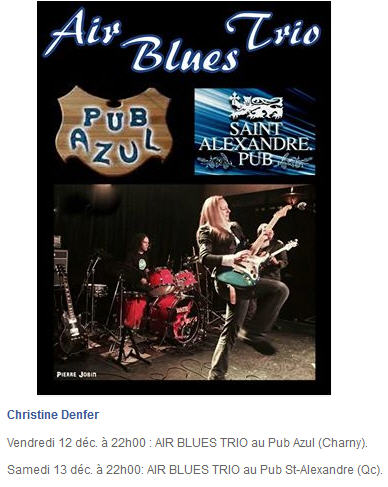 air blues trio-