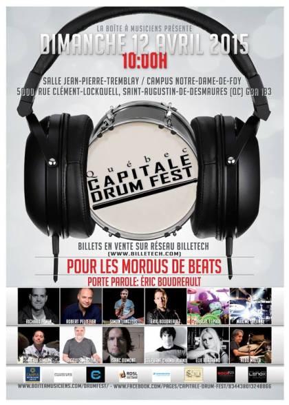 drum fest 2015