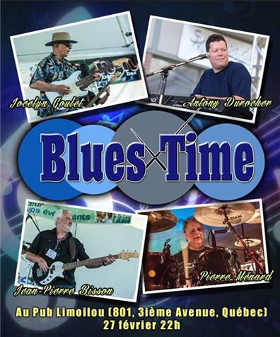blues time-